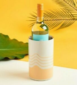 NEW Summer Society 6 Wine Chiller FAB FIT FUN Wine cold 2 hours