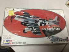 VINTAGE 1978 1/48 SCALE P-51D MUSTANG MODEL KIT BY REVELL IN BOX #H-31