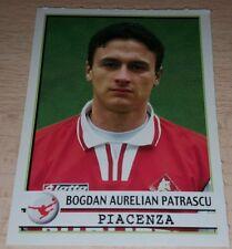AGGIORNAMENTO FIGURINE CALCIATORI PANINI 2001/02 PIACENZA PATRASCU ALBUM