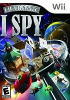 Ultimate I Spy - Nintendo  Wii Game