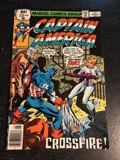Captain America#233 Incredible Condition 9.0(1979) Sharon Carter Death!!