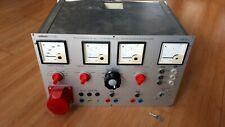 Labornetzteil Netzgerät AC/DC 0-380V 10A Drehstrom-Stelltrafo Stelltransformator