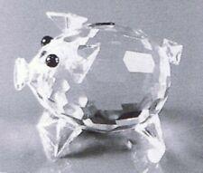 Swarovski Varken, mini, kristallen staart incl. doos & certificaat