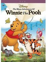 The Many Adventures of Winnie the Pooh [New DVD] Special Edition, Subtitled, W