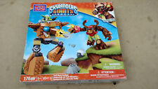 2012 Mega Blocks Skylanders Giants Troll Mech Ambush ( 95413 ) 176 Pcs Tree Rex