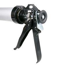 Manual Sausage Caulking Gun Drip-Free Powerful Piston Driven For Pack Sealants