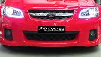 HALO DRL Head Lights Holden HSV VE Commodore Series 2 SSV SV6  20159