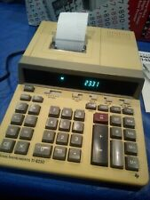 Texas Instruments Electronic Printing Calculator Ti-8250 - Fully Functional, box