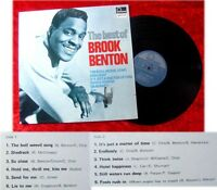 LP The Best Of Brook Benton