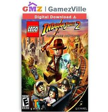 LEGO Indiana Jones 2: The Adventure Continues Steam Key PC Digita Download Code