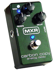 MXR CarbonCopy Delay Guitar Effect Pedal NIB
