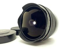 【EXC+5】 Canon FD Fish Eye 15mm F2.8 S.S.C  ssc Wide Angle Lens From JAPAN #1898