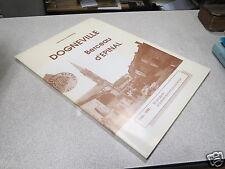 DOGNEVILLE BERCEAU D EPINAL JEAN MARIE CONRAUD 1940-1990 VOSGES LORRAINE *