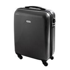 Handgepäck Hartschalen Reise Koffer Trolley Bordgepäck 30 Liter Carbon Style