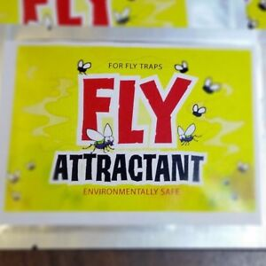 SHOOFLY Fly trap attractant, Environmentally Safe, best fly catcher