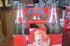 Coca Cola Original 1994 Commoremorative Bottles Sold at Walmart