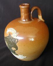 Antique Royal Doulton Special Highland Whisky Jug - Rd No 4818 - Vgc