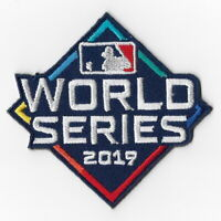 Baseball League VIII iron on patch embroidered patches World Series 2019