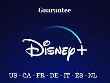 Disney Plus full ✅ hd ✅ 100% Guarantee Fast Delivery ✅