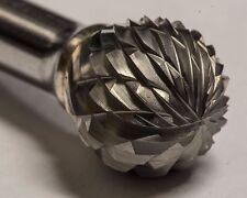 Carbide Burr Cutting Tool Round Ball Shape Die Grinder Bit MADE IN USA NEW SD5D