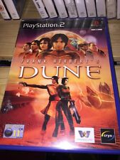 Frank HERBERT'S DUNE (PS2) Playstation 2