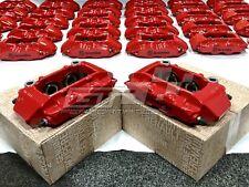 Paire Etriers Brembo Rouge Freins AVANT Megane 2 RS 225 230 & Clio 3 RS 197 203