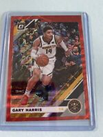 2019-20 Donruss Optic Red Wave China Tmall #66 Gary Harris Nuggets