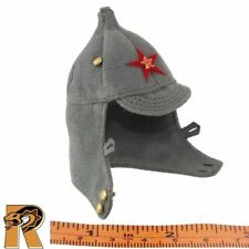 Soviet Red Army - Budenovka Hat #1 - 1/6 Scale Alert Line Action Figures