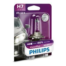 Philips VisionPlus +60% H7 Glühlampe, 1 Stück