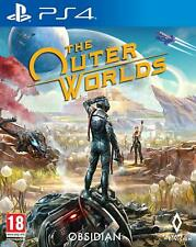 The Outer Worlds   PlayStation 4 PS4 New