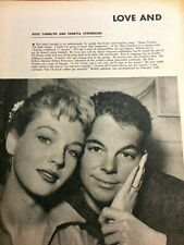 Russ Tamblyn, Full Page Vintage Clipping
