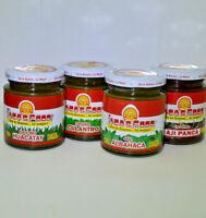 Incas Food  Aji Panca Paste Hot Pepper, Culantro Coriander Paste  7.5oz
