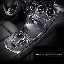 Mittelkonsole Schalttafel Carbon Passend Für Mercedes Benz C Klasse W205 GLC