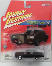 THE GREEN HORNET : 1/64 SCALE BLACK BEAUTY DIE CAST MODEL BY JOHNNY LIGHTNING
