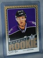 2009-10 O-Pee-Chee Marquee Rookie RC #537 Davis Drewiske Los Angeles Kings
