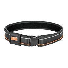 BAHCO Cinturón de Herramientas Ajustable de Liberación Rápida Negro Poliéster