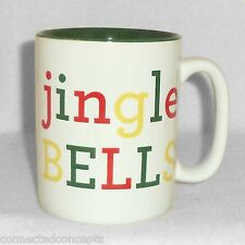Christmas SunnySide Up Coffee Mug from About Face Designs - Jingle Bells NEW!