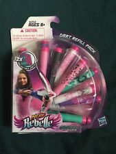 Nerf Rebelle Dart Refill Pack - 12 Darts