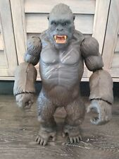 *King Kong*18? Pose Able Action Figure*Skull Island* 2016*Lanard Toys*GODZILLA*