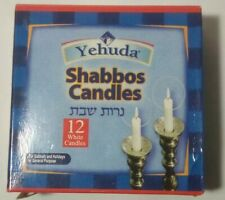 72-Emergency Kosher Candles~USA Made ~Shabbos~Survival~Storm~5-1//2x11//16~4-5~Hr