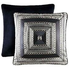 J. Queen New York Onyx Euro Pillow Sham , 26 * 26 in. New