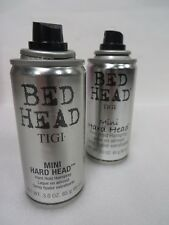 TIGI BED HEAD MINI HARD HEAD SPRAY 3 OZ    2 PCS