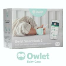 Owlet Smart Sock 2 Baby Monitor Brand New Sealed box