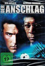 DVD NEU/OVP - Der Anschlag - Ben Affleck & Morgan Freeman