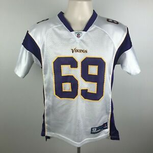 Reebok Minnesota Vikings NFL Youth L Jersey #69