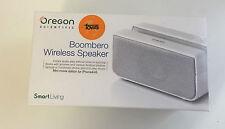 Oregon Scientific Zp201 Speaker Wireless Boombero Nero