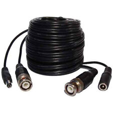 5M BNC to BNC + 2 DC CCTV Cable Video And Power In One Cable RG59 + 2 DC Premade