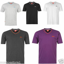 V Neck Patternless Singlepack Casual Shirts & Tops for Men