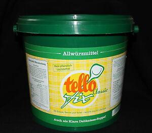 Tellofix Classic Allwürzmittel 100 Ltr.im  2 kg Eimer