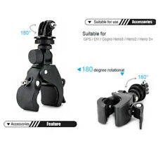 For Gopro 7/6/5/4 Accessory Bicycle Motorcycle Handlebar Tripod Mount Holder Set